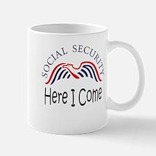 SS Here I Come.png Mug