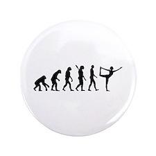 "Evolution Yoga 3.5"" Button (100 pack)"