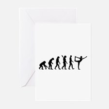 Evolution Yoga Greeting Cards (Pk of 10)