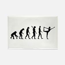 Evolution Yoga Rectangle Magnet (100 pack)