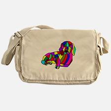 Pretty Colored Dox 2 Messenger Bag