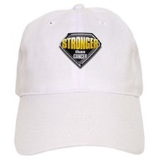 Stronger than cancer Baseball Cap