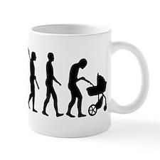 Evolution Baby parents Mug