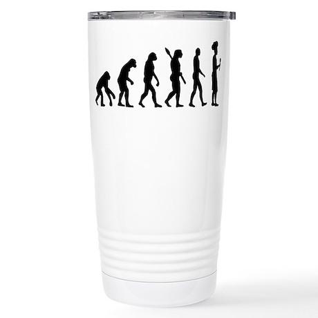 Evolution cook chef Stainless Steel Travel Mug