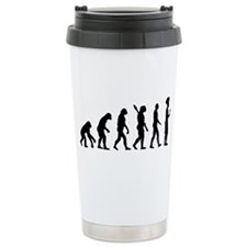 Evolution cook chef Travel Coffee Mug