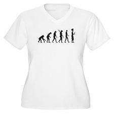 Evolution cook chef T-Shirt