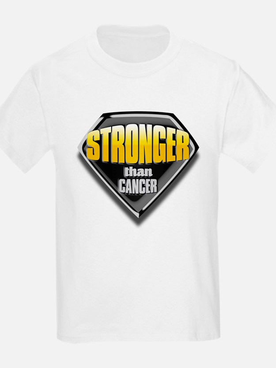 Stronger than cancer Kids T-Shirt