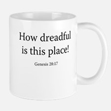 Genesis 28:17 Mug