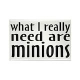 Minion Magnets