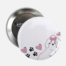 "Doggy Love 2.25"" Button"