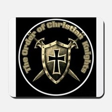 The Order of Christian Knights (Official Logo) Mou