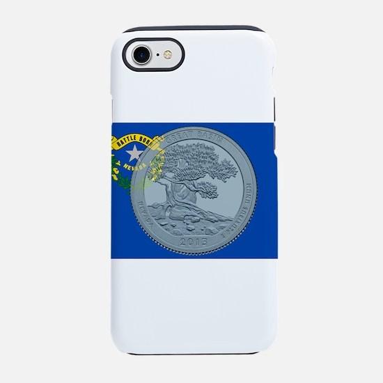 Nevada Quarter 2013 iPhone 7 Tough Case