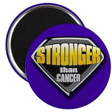 Stronger than cancer Magnet