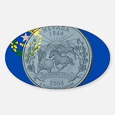 Nevada Quarter 2006 Decal