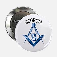 """Georgia Freemason 2.25"""" Button (10 pack)"""