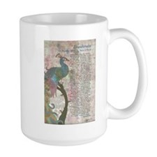 The Desiderata Poem by Max Ehrmann Mug