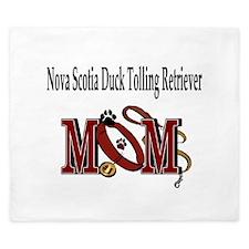 Nova Scotia Duck Toller King Duvet
