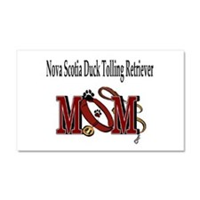 Nova Scotia Duck Toller Car Magnet 20 x 12
