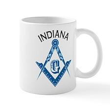 Indiana Freemason Mug