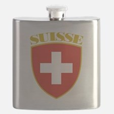 Switzerland (french) Arms.png Flask