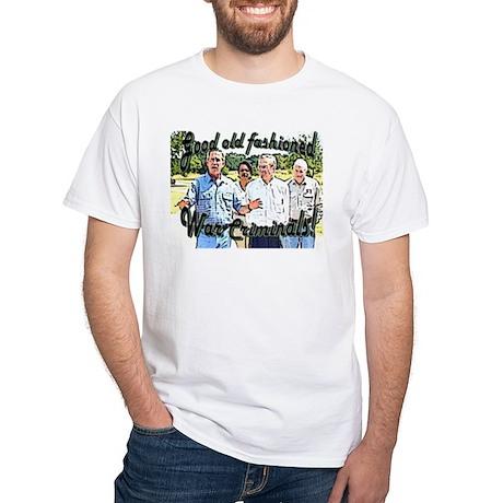 GOF War Criminals White T-Shirt