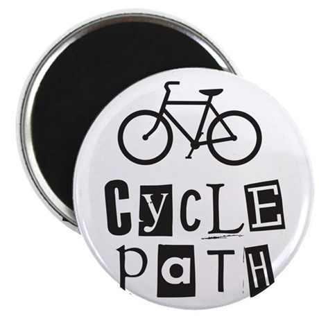 Cycle Path Magnet