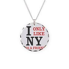 New York Friend Necklace