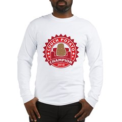 Couch Potato Champion Long Sleeve T-Shirt