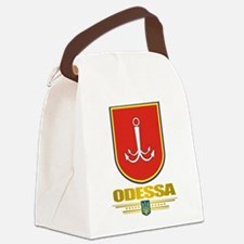 Odessa COA 2.png Canvas Lunch Bag