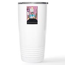 BBQ Man Travel Mug