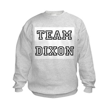 TEAM DIXON Kids Sweatshirt