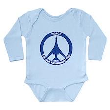 B-1B Lancer Long Sleeve Infant Bodysuit