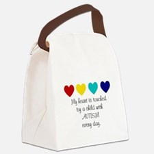 My Heart... Canvas Lunch Bag