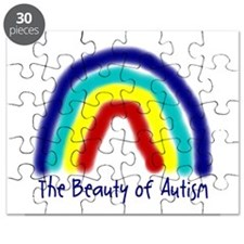 The Beauty of Autism Puzzle