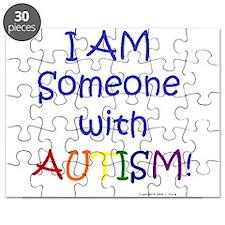 Cute Autism Puzzle