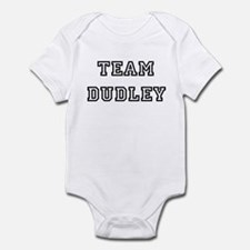 TEAM DUDLEY Infant Creeper