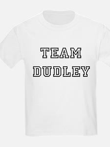 TEAM DUDLEY Kids T-Shirt