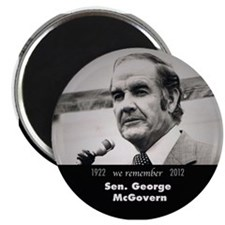 McGovern 1972 Magnet