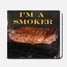 Smoked Ribs Mousepad