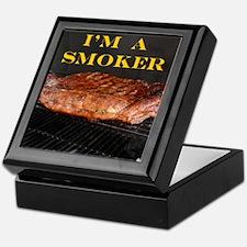 Smoked Ribs Keepsake Box