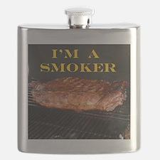Smoked Ribs Flask