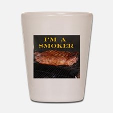 Smoked Ribs Shot Glass