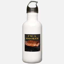 Smoked Ribs Water Bottle