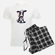 Holstein Cow Pajamas