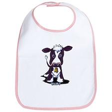 Holstein Cow Bib