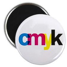 CMYK Magnet