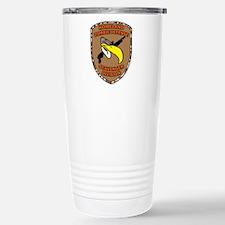 Zombie Scavenger Division Travel Mug
