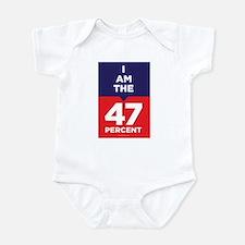 Cute Romney binders Infant Bodysuit