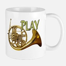 PLAY- FRENCH HORN copy.png Mug
