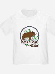 Bear's Gone Fishn' T